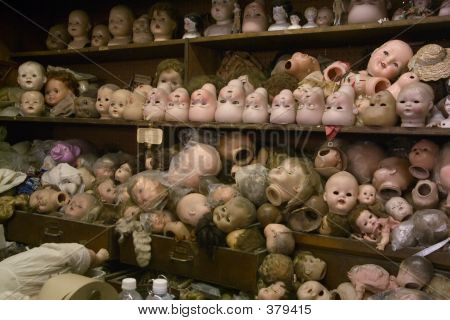 Doll's Heads