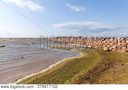 Cobble Stone Pier