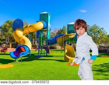 Great kids playground. Attraction