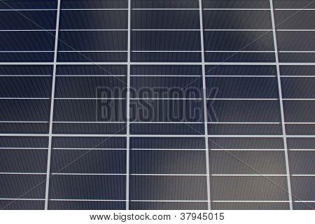 Photovoltaik Plate