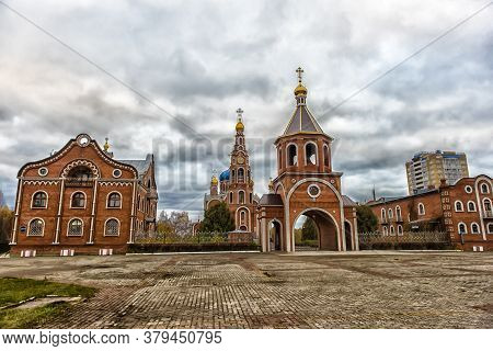 The Cathedral Of The Holy Equal-to-the-apostles Prince Vladimir, Novocheboksarsk