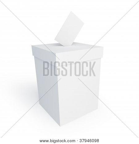 Vote Box Form