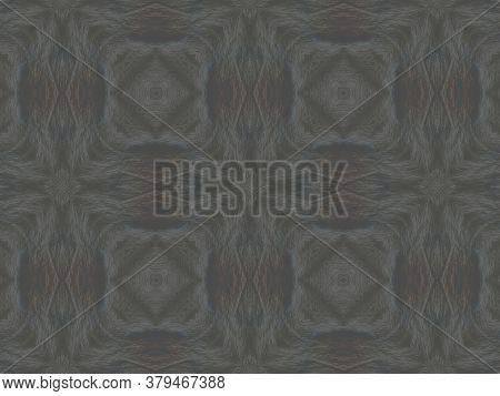 Portuguese Decorative Tiles. Grass Flower Symmetry Decor. Portuguese Decorative Tiles Background. Pa