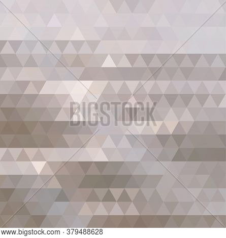 Abstract Lowpoly Vector Background. Template For Style Design. Used Transparency Layers Of Backgroun