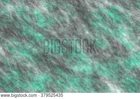 Cute Teal, Sea-green Stone Abstractive Computer Art Background Texture Illustration