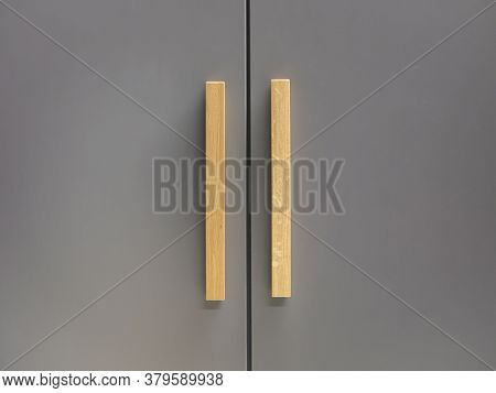 Gray Wardrobe, Wardrobe Door, Furniture Design, Interior