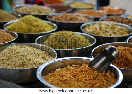 Чаши индийской кухни