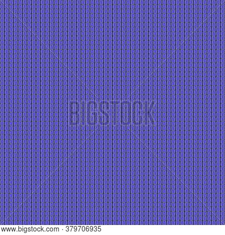 Textile Pattern. Shiny Blue New Textile Texture Design With Linings Pattern, Textile Design,rough Ca