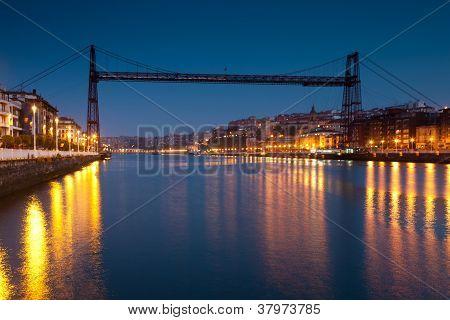 Bridge Of Bizkaia, Getxo