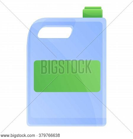 Disinfection Canister Icon. Cartoon Of Disinfection Canister Vector Icon For Web Design Isolated On
