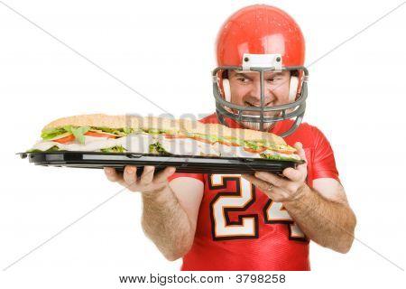 Man Sized Hunger