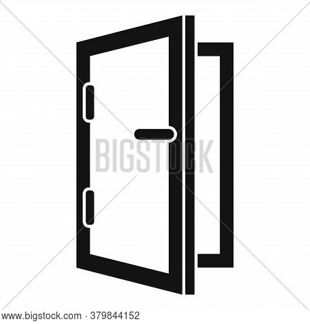 Home Installed Window Icon. Simple Illustration Of Home Installed Window Vector Icon For Web Design
