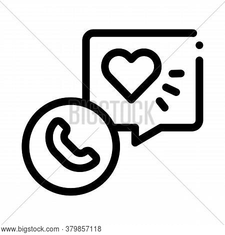 Hypertension Research Computer Screen Icon Vector. Hypertension Research Computer Screen Sign. Isola