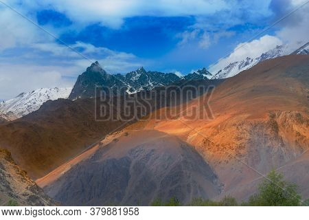 Tiger Hill Or Tiger Point, War Zone Of Kargil War 1999, Operation Vijay, Fought Between Pakistan And