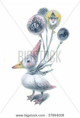 duck  birthday