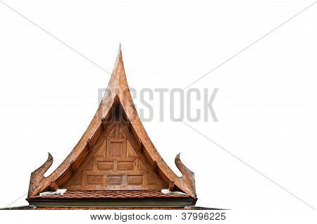 The Thai Style Roof
