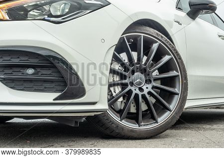 Mercedes-amg Cla35 2020 Wheel