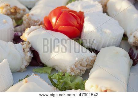 Cheese Wedding Banquet