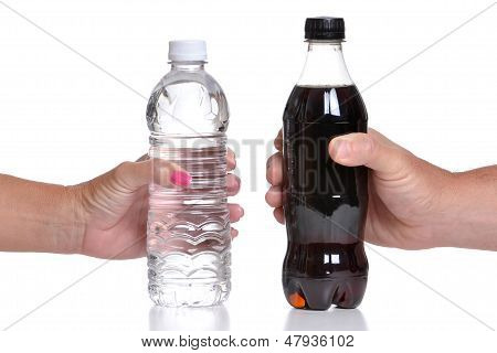 Water And Soda