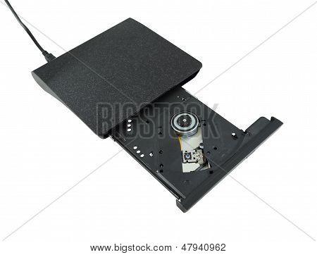 Portable Cd/dvd External Drive