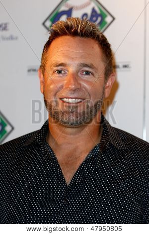 NEW YORK-JULY 14: MLB Network analyst Kevin Millar attends the Aces, Inc. All Star party at Marquee on July 14, 2013 in New York City.