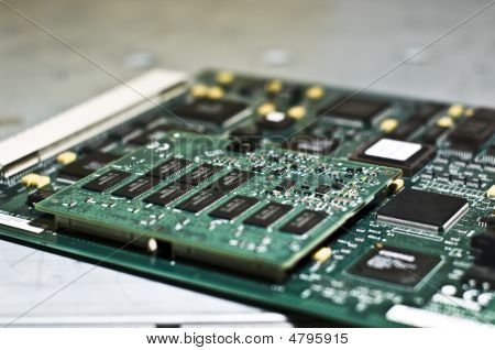 Raid Circuit Board