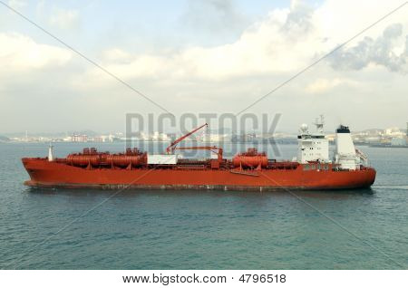 Chevical Industry - Chemical Tanker