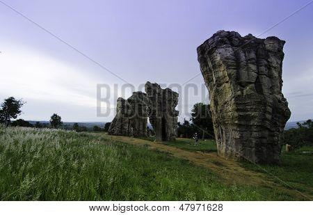 Mor Hin Khao Chaiyaphum, Stone Henge Of Thailand