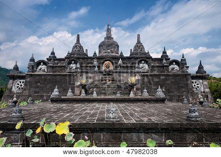 Brahmavihara Arama - Buddhist Monastery in Bali poster