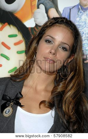 Tiffany Dupont  at the Los Angeles Premiere of 'Sex Drive'. Mann Village, Westwood, CA. 10-15-08