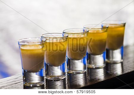 Shots In Nightclub