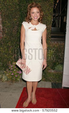 Christine Lakin  at A Night of Shopping at Mulberry for a Good Cause benefitting Susan G. Komen For The Cure, Mulberry, Los Angeles, CA. 10-21-08