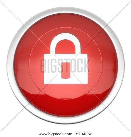 Lock On Icon