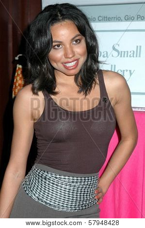 Jurnee Smollett  at the Opening Party for the Pippa Small Jewellery Store. Pippa Small Jewellery, Santa Monica, CA. 11-19-08