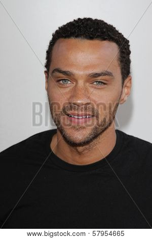Jesse Williams at the