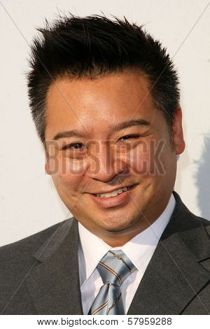 Rex Lee  at the