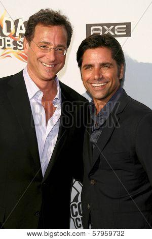 Bob Saget and John Stamos  at the