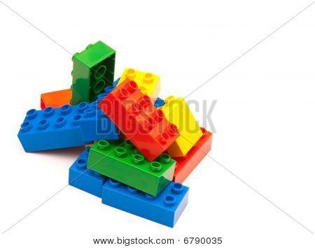 Colorful Building Blocks