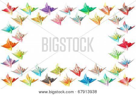 Paper Birds Frame