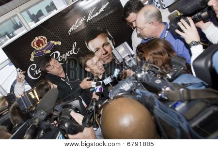 Nascar:  January 19 Roush Fenway Media Day