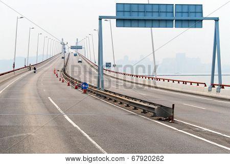 Ponte De Amizade, Macau