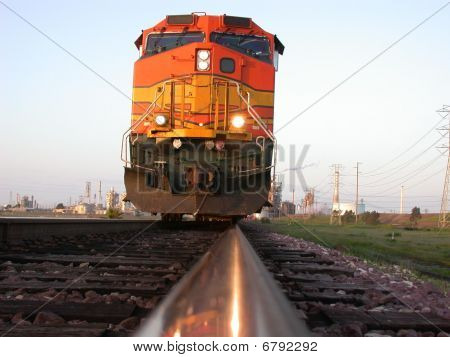 Reflections on the railroad
