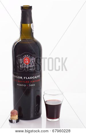 Fladgate Porto Bottle Vertical