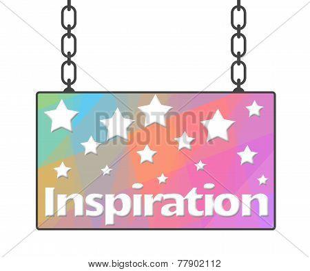 Inspiration Signboard