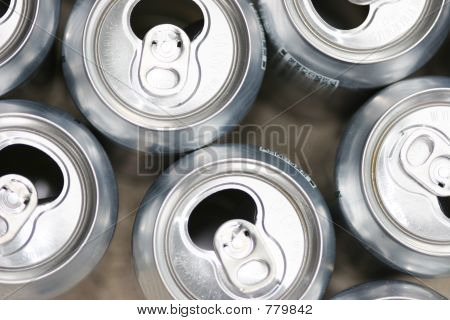 open cans