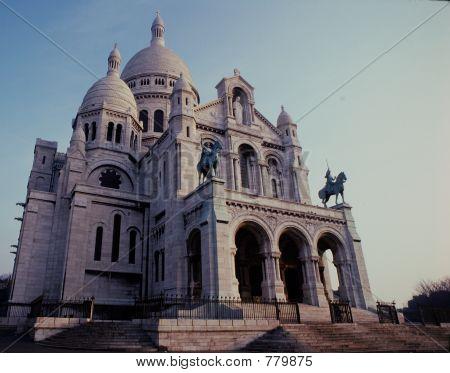 Sacré Cœur (Sacred Heart) Paris