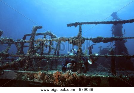 Shipwreck Series
