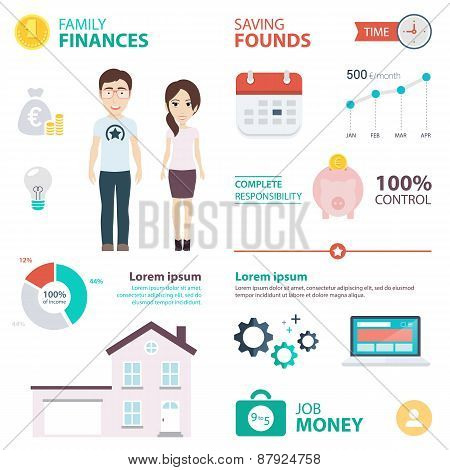 Mortgage Payment Infographic