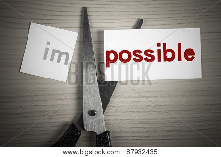 Cut Possible From Impossible