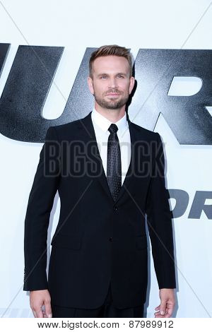 LOS ANGELES - FEB 1:  John Brotherton at the